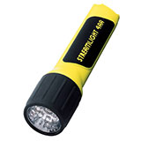 Streamlight 68201 4AA Propolymer LED Flashlight, Yellow