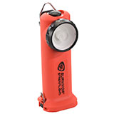 Streamlight 90540 Survivor LED Flashlight, Right Angle Light, Orange